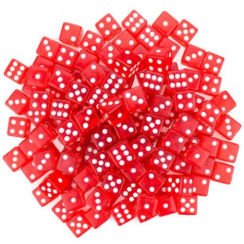 16mm Size Dice