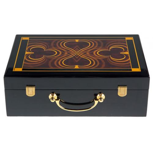 Non-Custom Poker Sets With Case