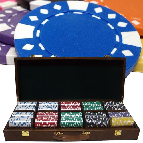 ABS Poker Sets With Case