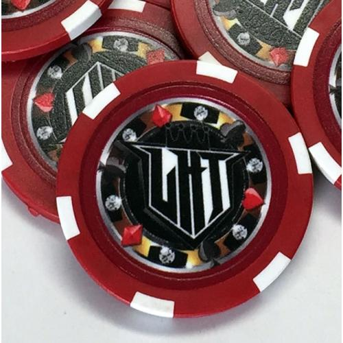 Custom ABS Poker Chips