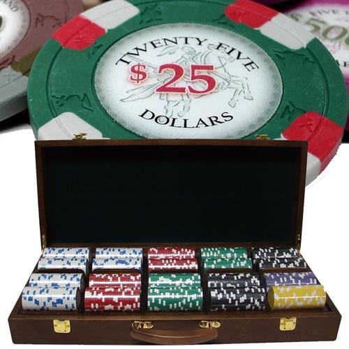 Clay Poker Sets With Case