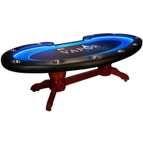 Furniture Style Custom Poker Tables