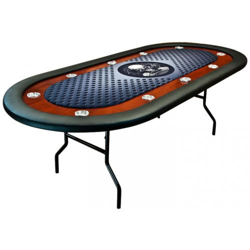 Folding Leg Custom Poker Tables