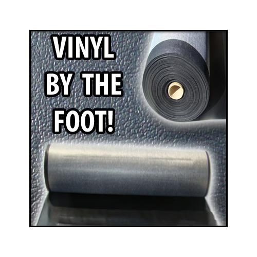 Rail Vinyl (By The Foot)