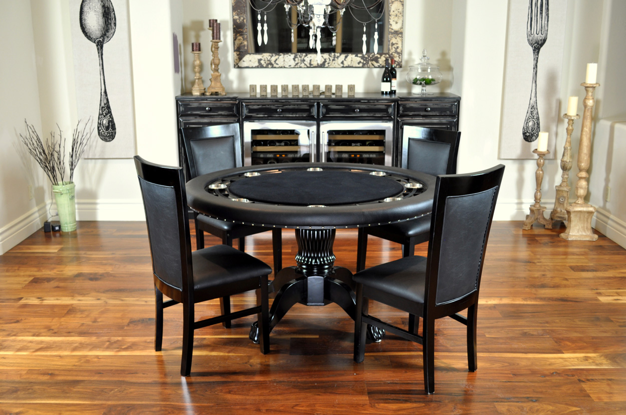 The Rockwell Custom Poker Table