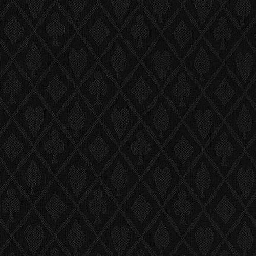 Black Suited Speed Cloth - Polyester, 1 Foot x 60 Inches