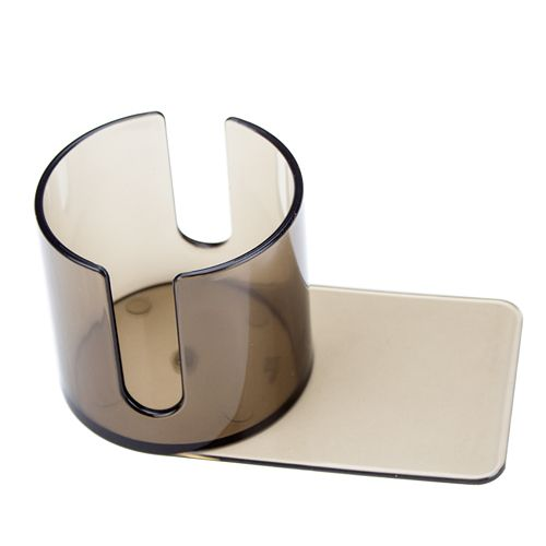 Small Plastic Cup Holder With Cutout