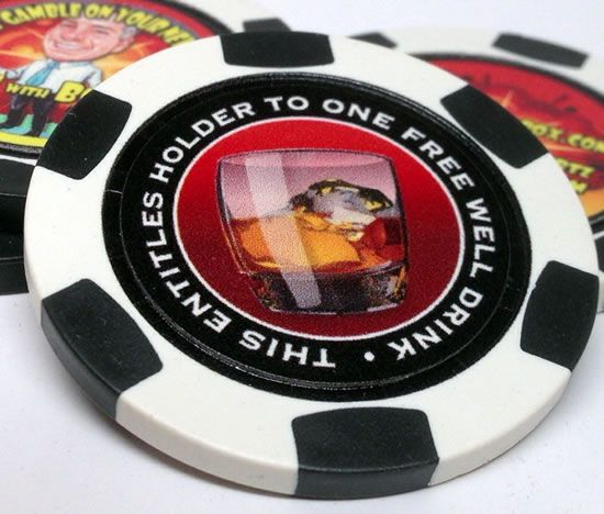 Prestige Series 11.5 Gram Galaxy Custom Poker Chips