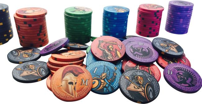Casino supplies & services