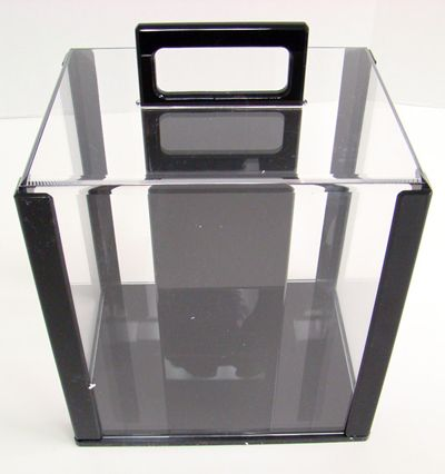 1000 Capacity Acrylic Poker Chip Carrier