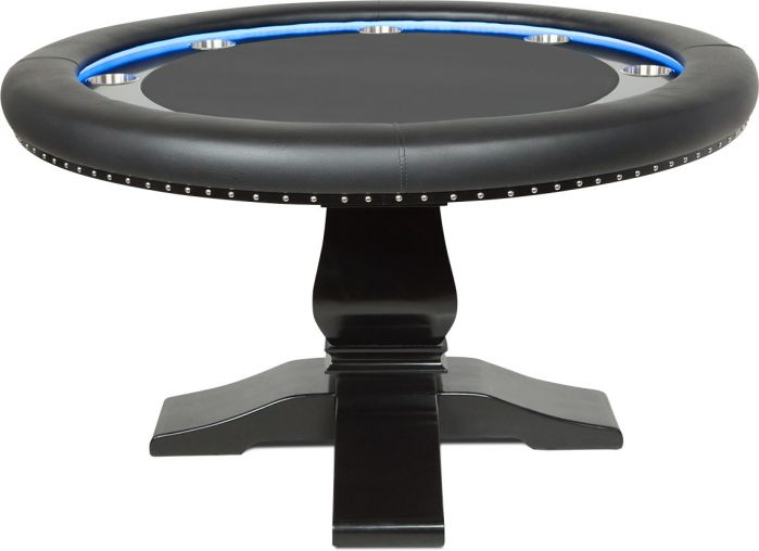 The Ginza Round Custom Poker Table