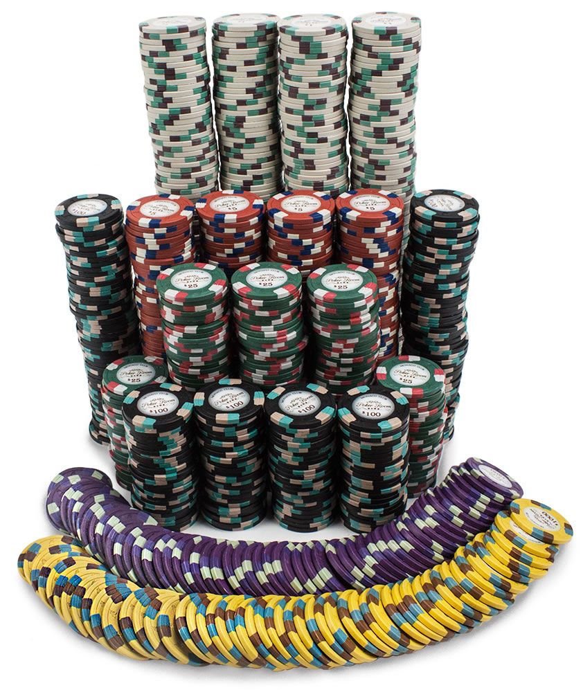 AVAILABLE IN 6 COLOURS GREEN Red Blank 1000 x POKER ROULETTE CASINO CHIPS//TOKENS