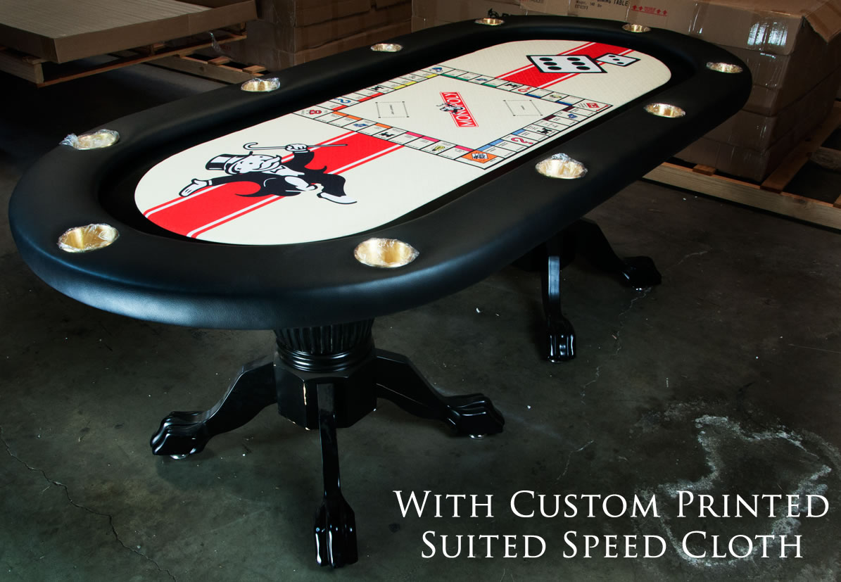 Gentil Custom Poker Tables