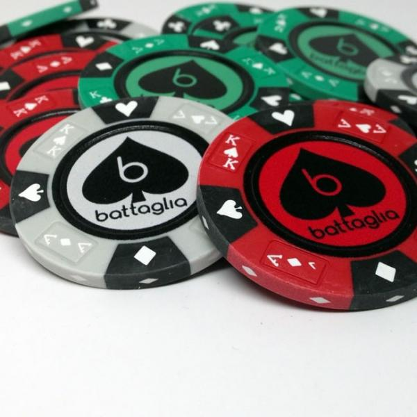 Prestige Series Poker Gaming Chips