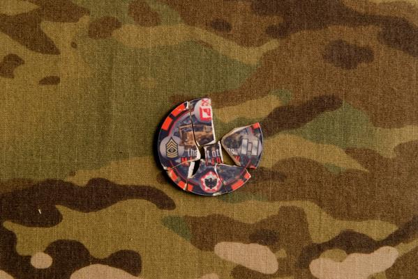 Military Challenge Coins - A Real Story