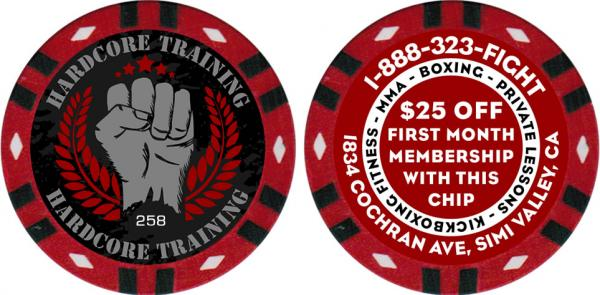 Variable Numbering On Poker Chips To Help Track Your Marketing