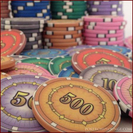 Chipco Classic Custom Ceramic Poker Chips