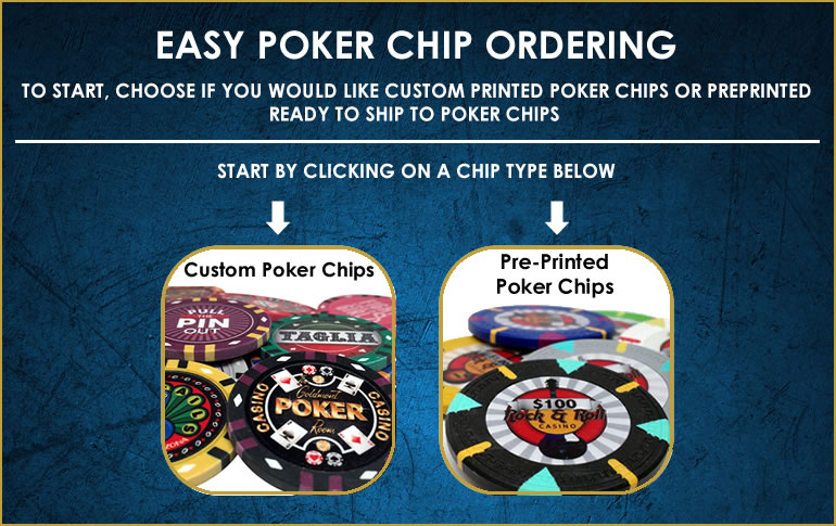 Poker Chip Categories